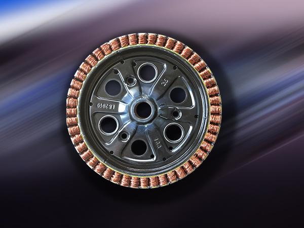 电动车轮毂电机水性绝缘漆